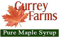 Currey Farms Pure Maple Syrup | Charlevoix, Michigan